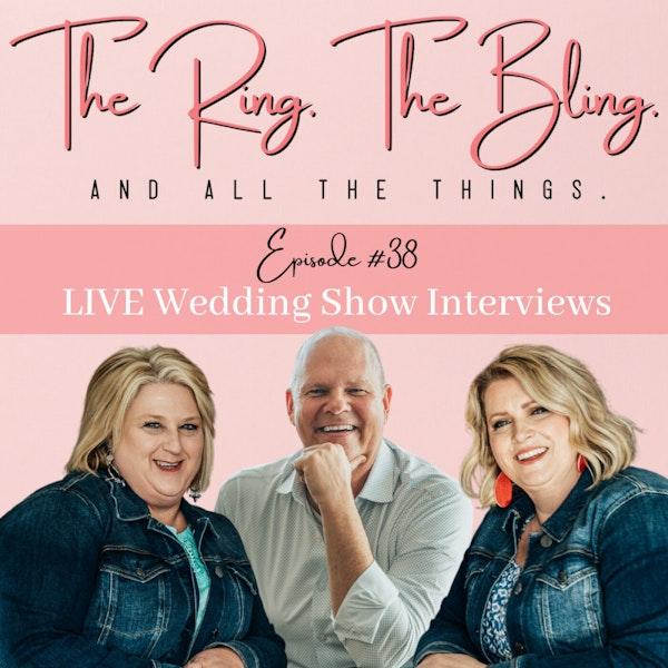 LIVE Wedding Show Interviews Image