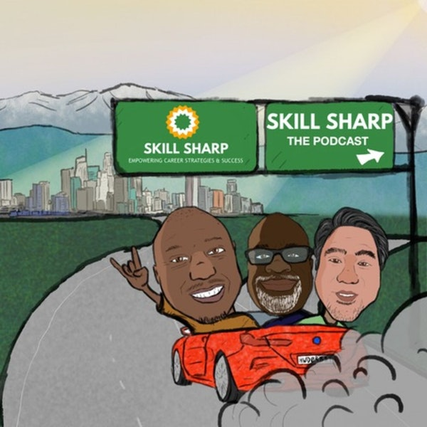 Skill Sharp: The Podcast Featuring Lisa Gillette, CEO, BIG SKY Coaching & Consulting Image
