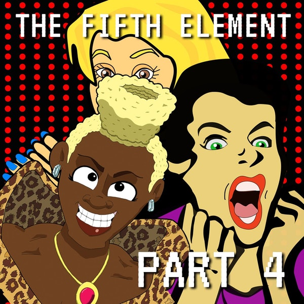 The Fifth Element Part 4: Bzzzzzt! Image