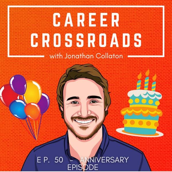 One Year of Career Crossroads Image
