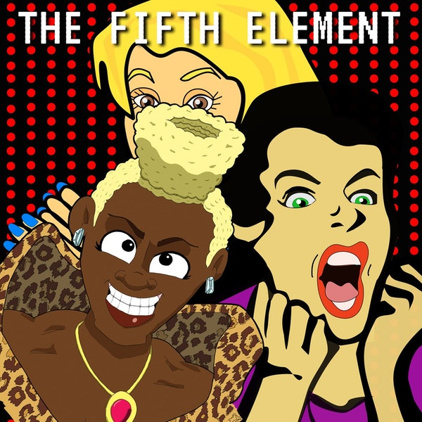 Shocked Talk: The Fifth Element Image