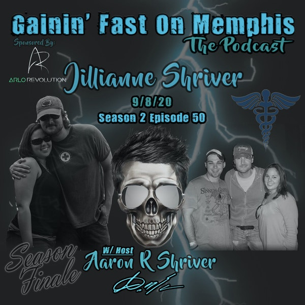 Jillianne D. Shriver RN BSN HN-BC | Wife, Mother, & Nurse (Season 2 Finale) Image