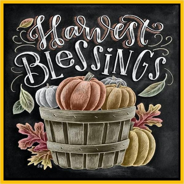 018 - Happy Harvest Season! Image
