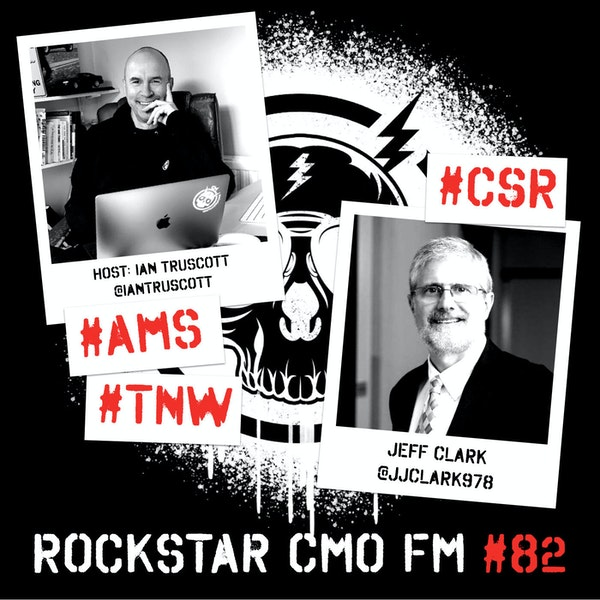The Jeff is Corporately Responsible and a Trip to Amsterdam to Discuss CMO and Tech Episode Image