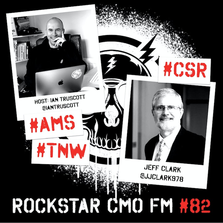 The Jeff is Corporately Responsible and a Trip to Amsterdam to Discuss CMO and Tech Episode