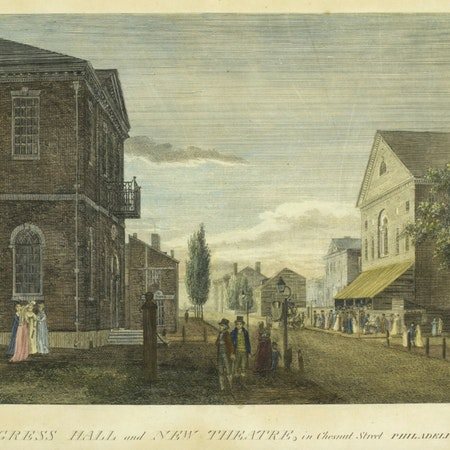 Episode 2: Early Philadelphia Theater in the 18th Century Image