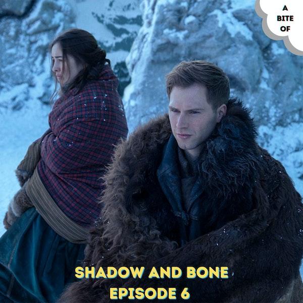 Shadow and Bone 6: The Heart Is An Arrow Image