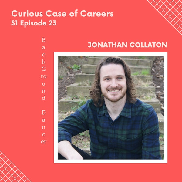 Curious Case of Careers   Jonathan Collaton Image