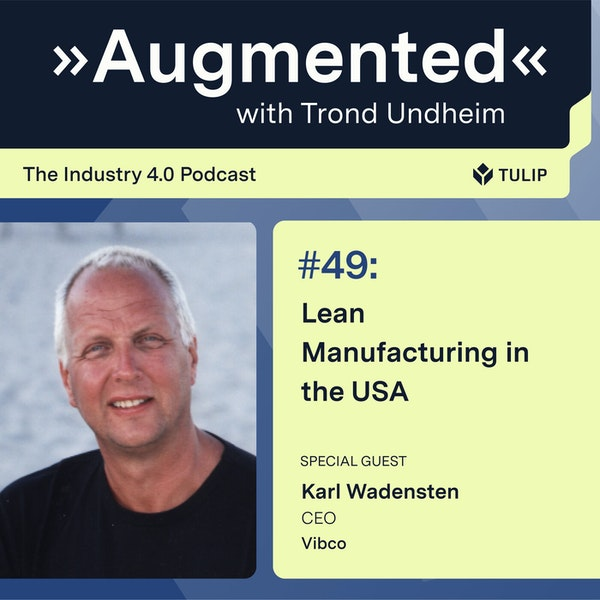 Lean manufacturing in the USA Image