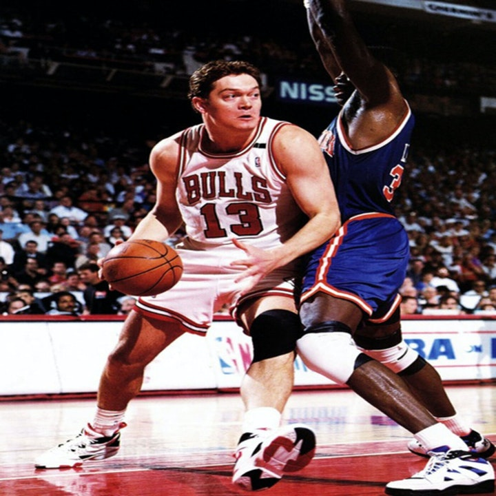 Luc Longley: Three-time Olympian / NBA Champion and Australia's first NBA player - AIR005