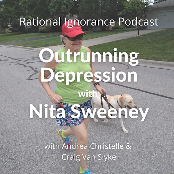 Outrunning Depression with Nita Sweeney