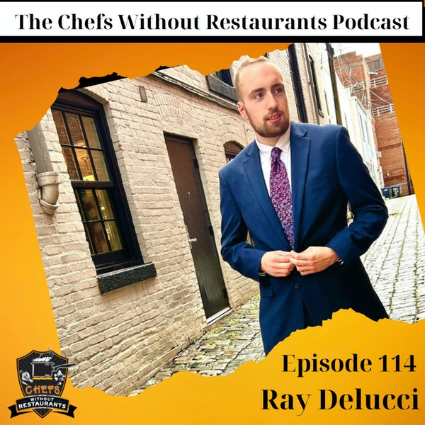 Advocating for a Better Foodservice Environment - Ray Delucci of Line Cook Thoughts