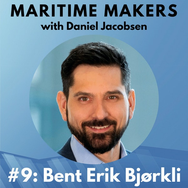 #9 - Bent Erik Bjørkli. Succeeding with disruption through partnerships.