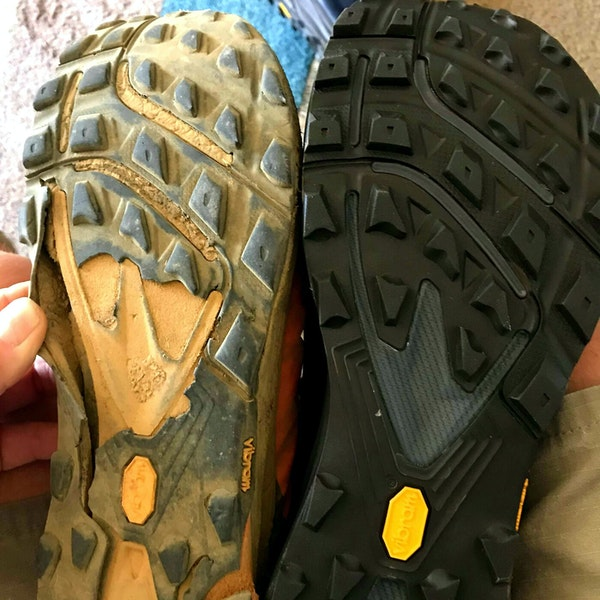 First 99 Gear Review - Topo Trailventure trail running shoe Image