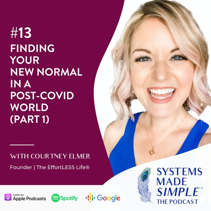 Part 1: Finding Your New Normal in a Post-COVID World