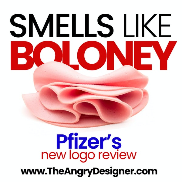 Dope or Nope: Pfizer's new logo smells like a slice of boloney