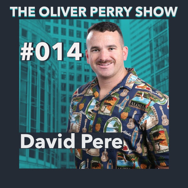 #014. Get S&*^% Done - David Pere