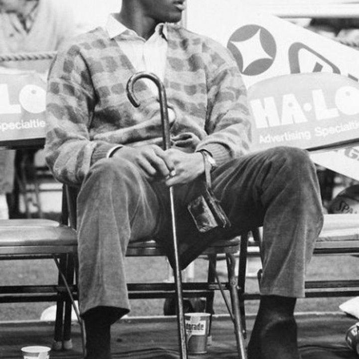 Michael Jordan's second NBA season - October 25 through November 8, 1985 - NB86-3