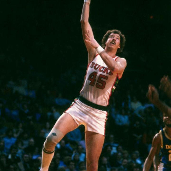 Paul Mokeski: Kansas University standout and 12-year NBA veteran - AIR096