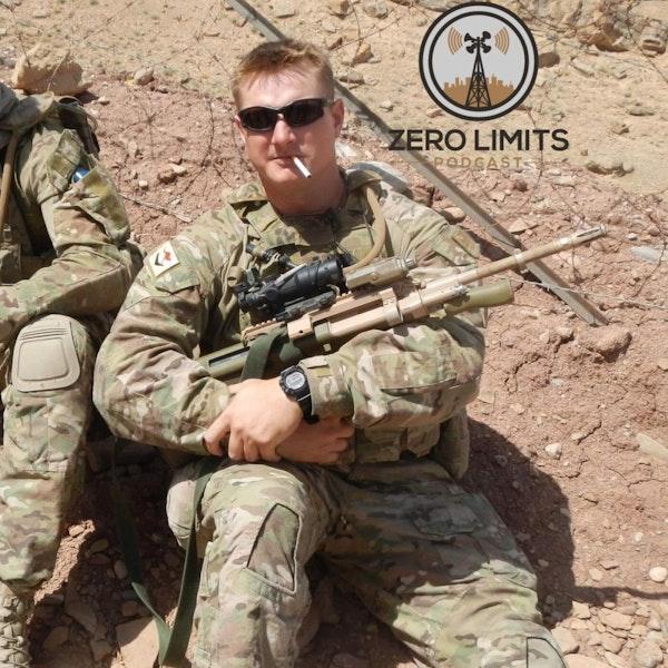 BONUS Ep. Sergeant Steven Court - Veteran and First Responder to Curtis McGrath IED blast Image