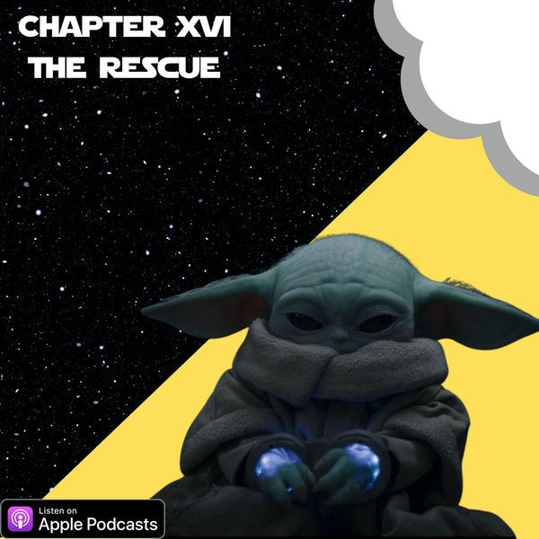 The Mandalorian Chapter 16: The Rescue | Star Wars Image
