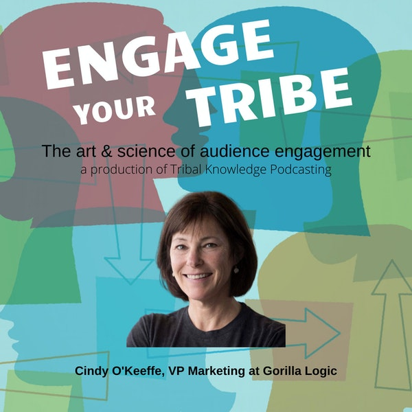 Agile marketing Part 2 w/ Cindy O'Keeffe Image