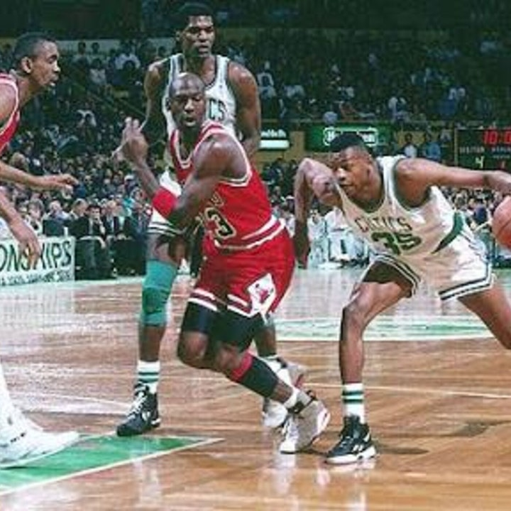Great NBA Games: Chicago Bulls vs Boston Celtics (March 31, 1991) - AIR061