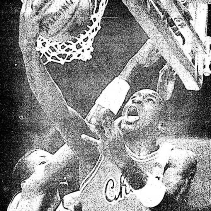 Michael Jordan's rookie NBA season - Bulls at Pistons (Nov 7), Knicks (Nov 8) - 1984 - NB85-9