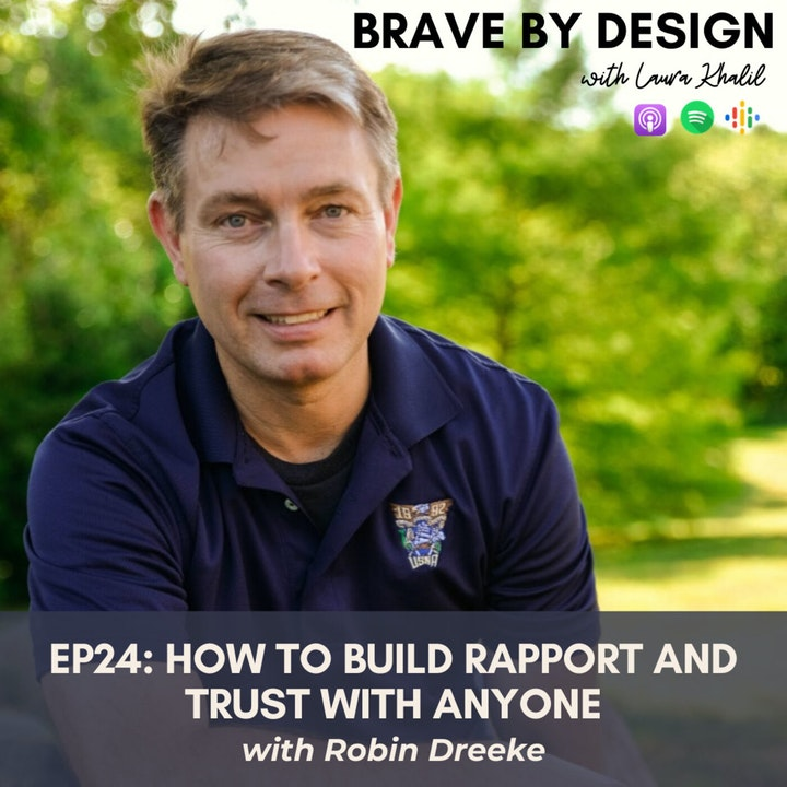 How to Build Rapport and Trust with Anyone with Robin Dreeke