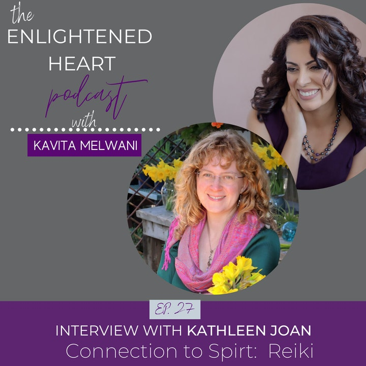 Connection to Spirit: An Interview with Kathleen Joan