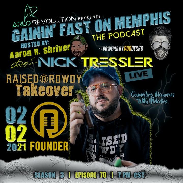 Nick Tressler | Raised Rowdy Founder
