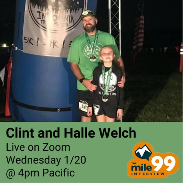 Episode 26 - Clint and Halle Welch Image