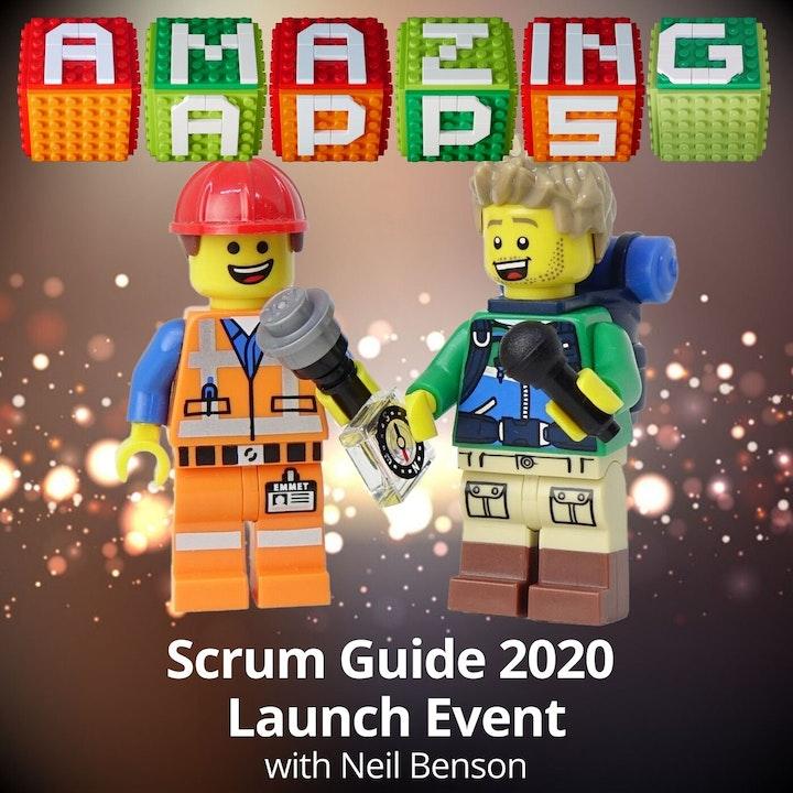 Scrum Guide 2020 Launch Event