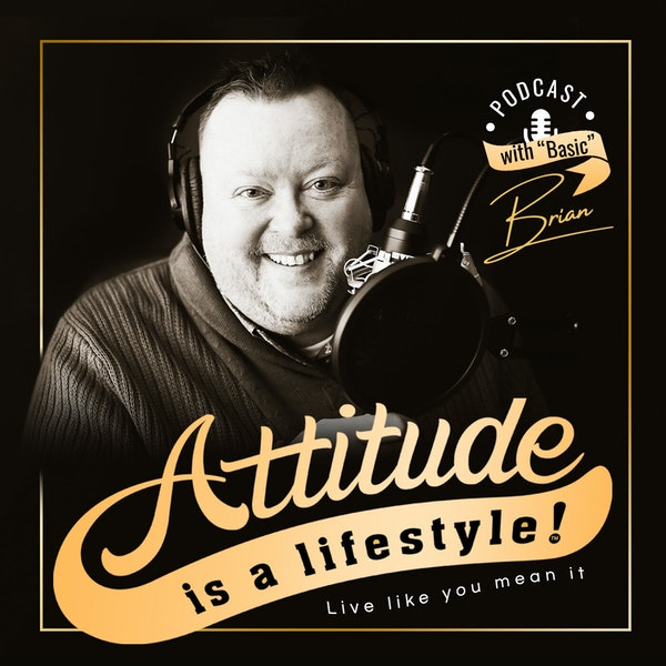 Saving Myself - with Motivational Speaker Robbie Millward Image