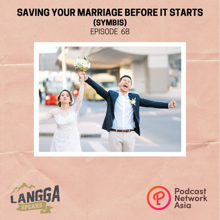 Episode image for LSP 68: Saving Your Marriage Before It Starts (SYMBIS)