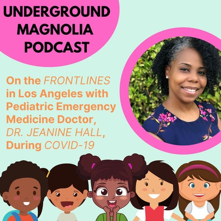 On The Frontlines In Los Angeles With A Pediatric Emergency Medicine Doctor (Dr. Jeanine Hall) During COVID-19 Image