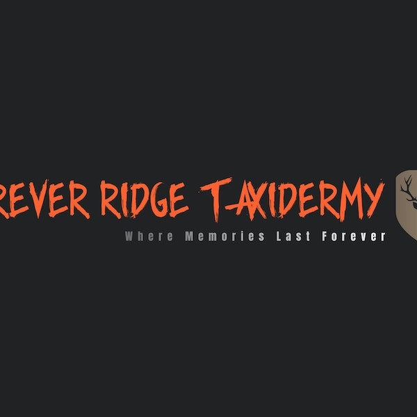 Trophy preparation with Forever Ridge Taxidermy Image
