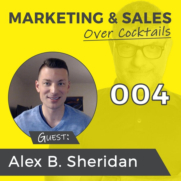 004: Become a LinkedIn Video Ninja - with Alex B. Sheridan Image