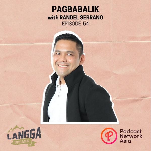 LSP 54: Pagbabalik with Randel Serrano Image