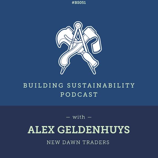 New Dawn Traders - Alex Geldenhuys - BS051 Image