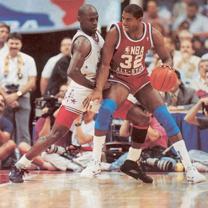 1990-1994 NBA All-Star Games - AIR019