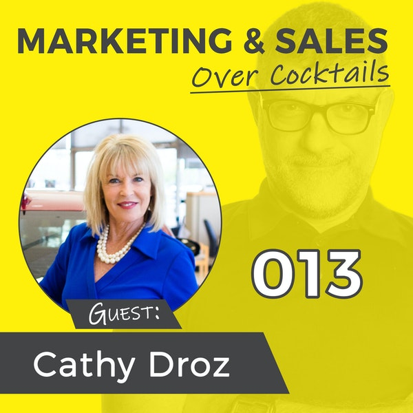 013: Should Gender be a Consideration in Sales? Listen to Sales Automotive and Gender Expert, Cathy Droz, to find out. Image