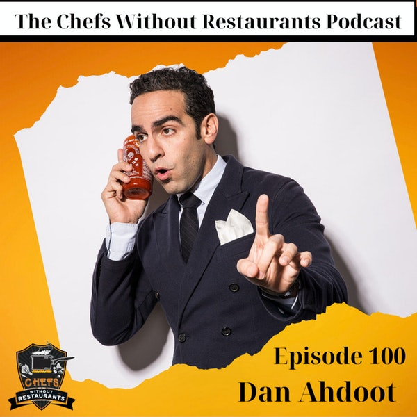 Comedian and Actor Dan Ahdoot on Restaurants, Persian Cooking, His Food Podcast and Cobra Kai