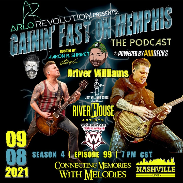 Driver Williams | Singer/Songwriter & Guitarist for The Eric Church Band