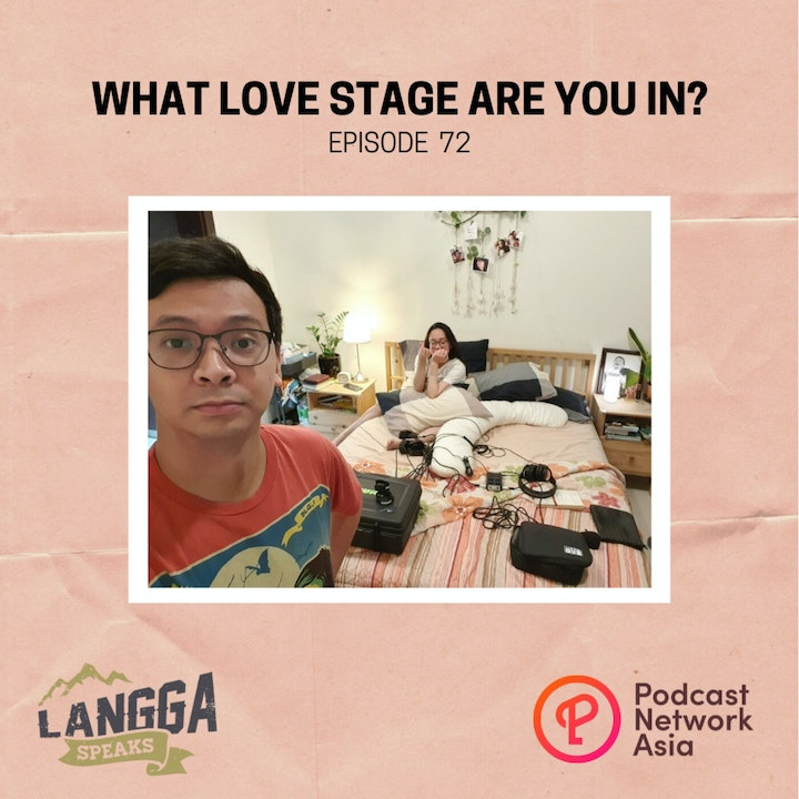 Episode image for LSP 72: What Love Stage Are You In?