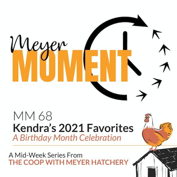 Kendra's 2021 Favorites