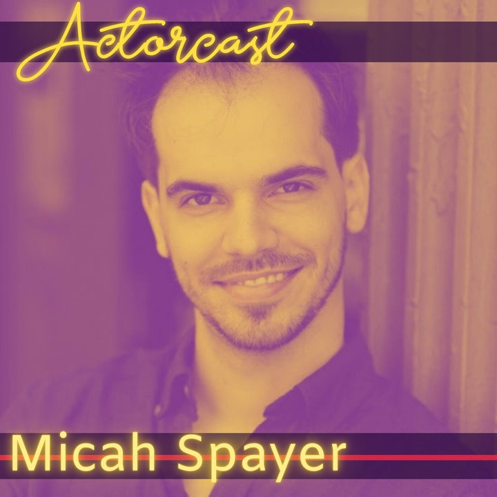 Micah Spayer: Lead Actor in RUB, a Christopher Fox Film | Episode 024