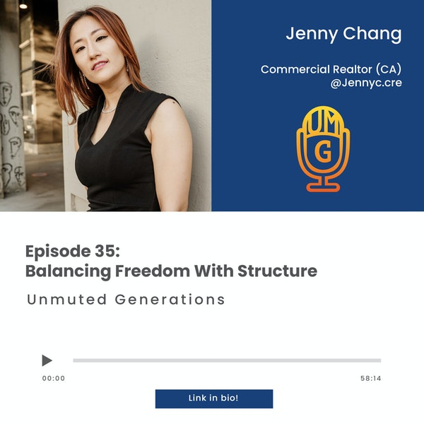 Jenny Chang - Balancing Freedom With Structure Image