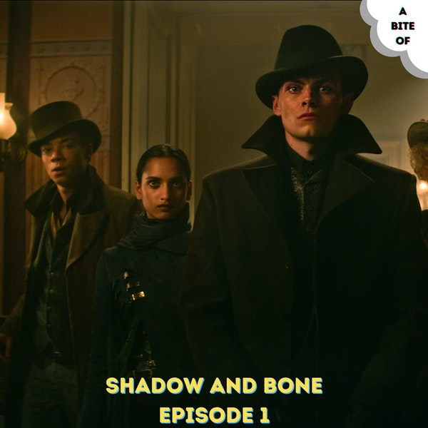 Shadow and Bone 1: A Searing Burst Of Light