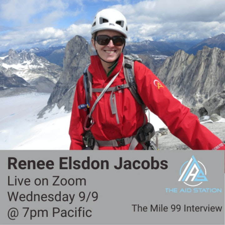 Episode 13 - Renee Elsdon Jacobs